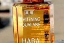haba鲨烷油和橄榄油哪个好 角鲨烷、橄榄油和角鲨烯的区别-三思生活网