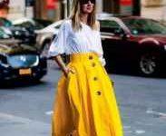 黄颜色衣服显白还是黑-三思生活网