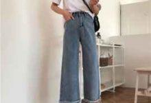 直筒牛仔裤和阔腿牛仔裤区别-三思生活网