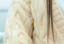 奶奶衫的穿搭 轻松打造女神范-三思生活网