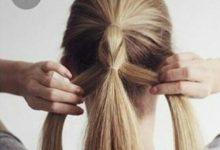 好看的编发型图片女孩长发-三思生活网