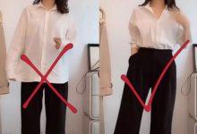 工作衬衫怎么搭配最时尚-三思生活网