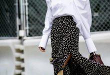 女生白衬衫下面可以搭什么-三思生活网