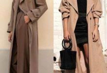50岁穿什么颜色好看 深咖啡色风衣应该怎么搭配-三思生活网