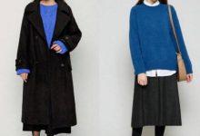 冬季毛呢大衣搭配图片-三思生活网