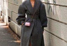 中年女性大衣穿搭 长款还是中长款显瘦-三思生活网