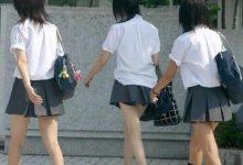 为什么日本女生喜欢穿超短裤?-三思生活网