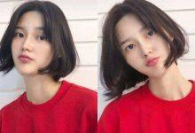 好看的短发发型女生图片-三思生活网