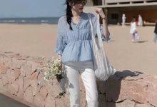 夏天清新的衣服搭配图片-三思生活网