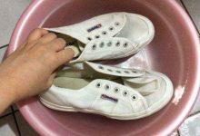 清洗小白鞋的小妙招 鞋子很脏怎么清洗-三思生活网