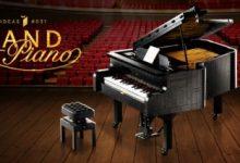 拼搭全新乐高®IDEAS钢琴,肆享音乐律动-三思生活网