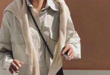 女长款风衣外套搭配图 时尚穿搭尽显女人味-三思生活网