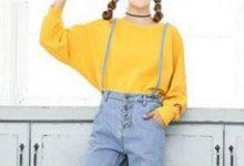 背带裤可以配毛衣吗 简直大写的时髦-三思生活网