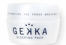 gekka睡眠面膜的功效 适合什么肤质-三思生活网