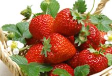 吃什么可以美白祛斑 草莓橘子-三思生活网