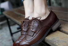 牛津鞋款式图片 和布洛克鞋有什么区别-三思生活网
