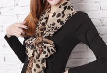 豹纹围巾适合什么人群 和什么颜色搭配好看-三思生活网