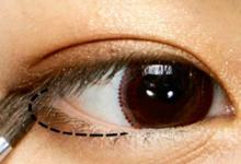 彩妆眼影叠加技巧 不同眼睛的眼影画法-三思生活网
