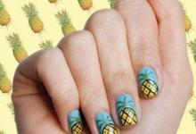 菠萝甲美甲怎么做-三思生活网
