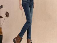 显高显瘦小脚铅笔裤 牛仔裤皮裤休闲裤-三思生活网