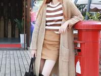 包臀裙搭配方法 毛衣卫衣衬衫-三思生活网