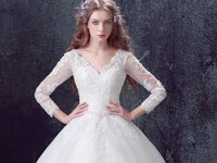 婚纱领型有哪些 根据脸型选-三思生活网