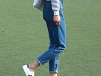 牛仔裤风格分类 BF紧身阔腿喇叭-三思生活网
