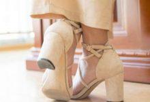 穿裙子配鞋子图片 高级显气质-三思生活网