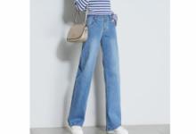 直筒牛仔裤的优点是什么 直筒牛仔裤怎么搭配好看-三思生活网