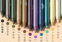 solone眼线笔怎么使用 solone眼线笔颜色选择-三思生活网