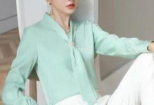 夏季长袖衬衫女款新款-三思生活网