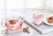 干玫瑰花泡水放几颗 玫瑰花泡水喝的功效与作用-三思生活网