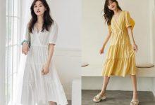 夏季女生穿什么裙子比较优雅-三思生活网