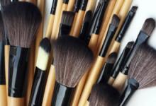 化妆刷能用洗面奶洗吗 化妆刷动物毛材质有几种-三思生活网