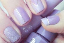紫色指甲油适合黄皮吗 紫色指甲油怎么涂不显黑-三思生活网