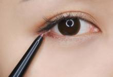 眼线笔笔尖散了怎么办 裸妆用什么颜色眼线笔-三思生活网
