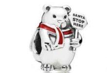 潘多拉圣诞北极熊珠子什么材质 多少钱-三思生活网