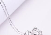 纯银项链一般多少钱  变黑怎么办-三思生活网
