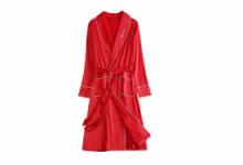 晨袍可以当睡衣吗 和睡袍有什么区别-三思生活网