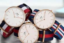 dw尼龙手表怎么戴 正确戴法图片-三思生活网
