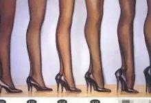 高跟鞋穿多高的既舒服,又漂亮?-三思生活网