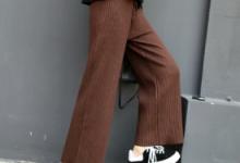 梨形身材穿什么裤子 各种阔腿裤来救你-三思生活网