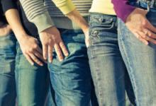 牛仔裤沾上油漆怎么办  染上墨水怎么洗-三思生活网