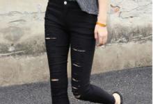 黑色裤子怎么保养  搭配什么上衣好看-三思生活网