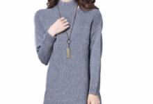 毛衣裙什么时候穿合适 毛衣裙搭配什么鞋子-三思生活网