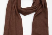 羊绒围巾为什么贵 怎么挑选-三思生活网